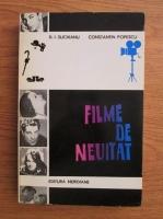 Anticariat: Constantin Popescu, D. I. Suchianu - Filme de neuitat (volumul 1)