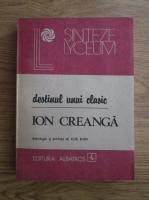 Anticariat: Destinul unui clasic. Studii si articole despre Ion Creanga