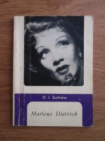 Anticariat: Dumitru Ion Suchianu - Marlene Dietrich