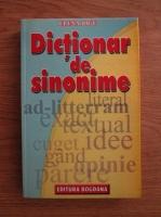 Elena Iogu - Dictionar de sinonime