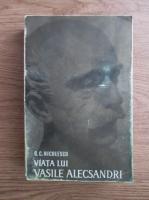 Anticariat: George Cristea Nicolescu - Viata lui Vasile Alecsandri