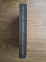 I. Berg - Dictionar de cuvinte, expresii, citate celebre