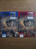 Iancu Motu - Atlas istoric scolar (2 volume)