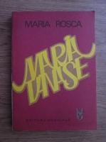 Maria Rosca - Maria Tanase