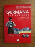 Anticariat: Paul Coggle, Heiner Schenke - Germana fara profesor (lipsa CD-uri)