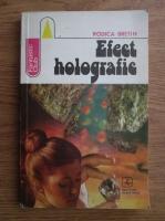 Anticariat: Rodica Bretin - Efect holografic