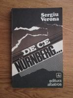 Sergiu Verona - De ce Nurnberg