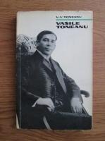 Anticariat: Vasile V. Toneanu - Vasile Toneanu