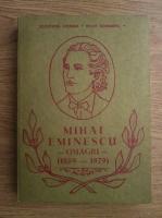 Zoe Dumitrescu Busulenga - Mihai Eminescu - Omagiu (1889-1979)