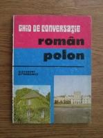 Anticariat: Alexandra Bytnerowicz - Ghid de conversatie roman-polon