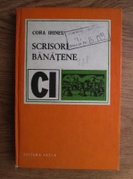 Anticariat: Cora Irineu - Scrisori banatene