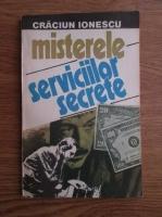 Anticariat: Craciun Ionescu - Misterele serviciilor secrete