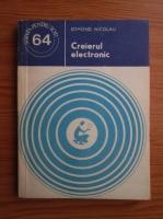 Anticariat: Edmond Nicolau - Creierul electronic