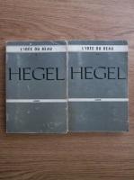 G. W. F. Hegel - L'idee du beau (2 volume)