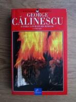 George Calinescu - Istoria literaturii romane (comendiu)