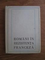 Anticariat: Gh. Vasilichi - Romani in rezistenta franceza in anii celui de-al doilea razboi mondial
