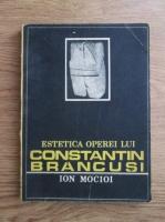 Ion Mocioi - Estetica operei lui Constantin Brancusi