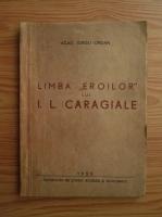 Iorgu Iordan - Limba eroilor lui I. L. Caragiale