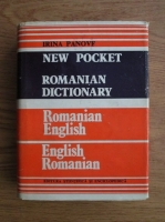 Irina Panovf - New Pocket Romanian dictionary. Romanian-English. English-Romanian