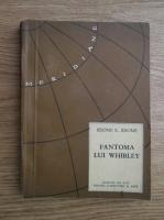 Anticariat: Jerome K. Jerome - Fantoma lui Whibley