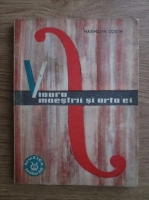 Anticariat: Maximilian Costin - Vioara, maestrii si arta ei