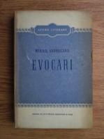 Anticariat: Mihail Sadoveanu - Evocari