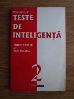 Philip Carter, Ken Russell - Teste de inteligenta (volumul 2)