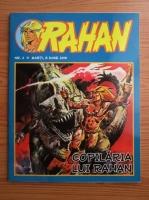Anticariat: Rahan (nr. 2, iunie 2010)