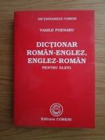 Anticariat: Vasile Poenaru - Dictionar roman-englez, englez-roman
