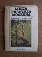Anticariat: C. D. Zeletin - Lirica franceza moderna