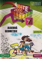 Dan Branzei, Anton Negrila, Maria Negrila - Algebra, geometrie. Clasa a VII-a (partea 2)