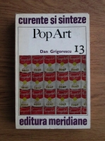 Anticariat: Dan Grigorescu - Pop Art