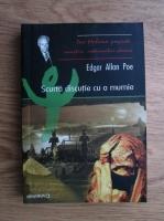 Edgar Allan Poe - Scurta discutie cu o mumie