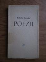 Anticariat: Eusebiu Camilar - Poezii