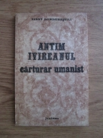 Anticariat: Fanny Djindjihasvili - Antim Ivireanul carturar umanist