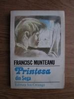 Anticariat: Francisc Munteanu - Printesa din Sega