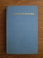 Anticariat: Horia C. Matei, Silviu Negut - Statele lumii de la A la Z. Mica enciclopedie