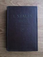Anticariat: I. V. Stalin - Opere (volumul 10)