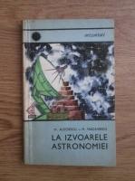 M. Macavescu, M. Alecsescu - La izvoarele astronomiei