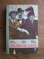 Anticariat: Mircea Nedelciu - Femeia in rosu