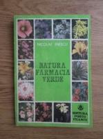 Anticariat: Nicolae Enescu - Natura-farmacia verde