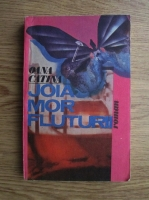 Anticariat: Oana Catina - Joia mor fluturii