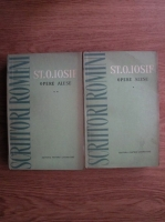 Anticariat: Stefan Octavian Iosif - Opere alese (2 volume)