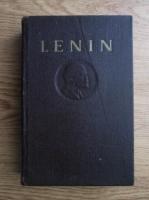 Vladimir Ilici Lenin - Opere (volumul 4)