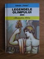 Anticariat: Alexandru Mitru - Legendele Olimpului. Zeii