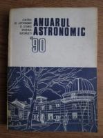 Anticariat: Anuarul astronomic 1990