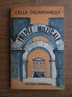 Anticariat: Cella Delavrancea - Trepte muzicale