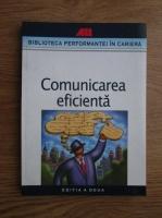 Anticariat: Comunicarea eficienta