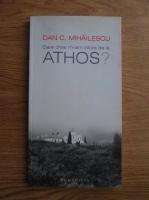Dan C. Mihailescu - Oare chiar m-am intors de la Athos?