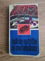 Dan Cheta - Boli de nutritie si metabolism